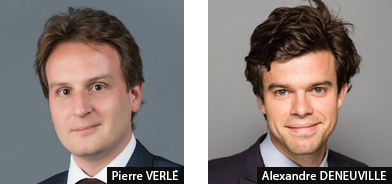 [News] [CCR] [Credit Team] Verle Pierre / Deneuville Alexandre